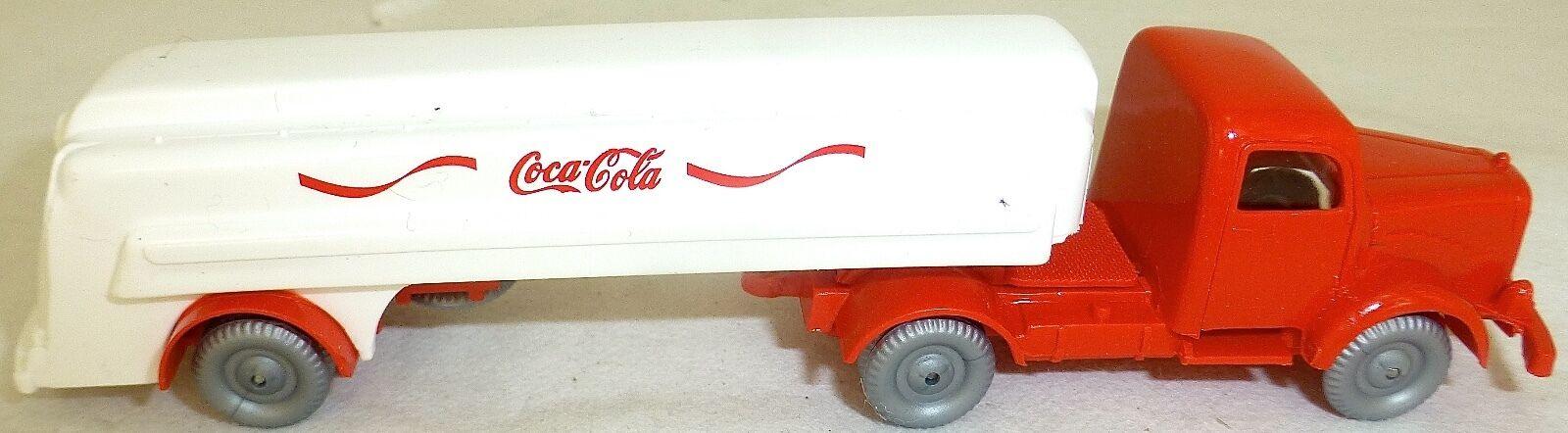 liquidazione fino al 70% Autocisterna Mercedes 5000 Coca Cola Cola Cola Imu H0 1 87 Å    ordina ora i prezzi più bassi