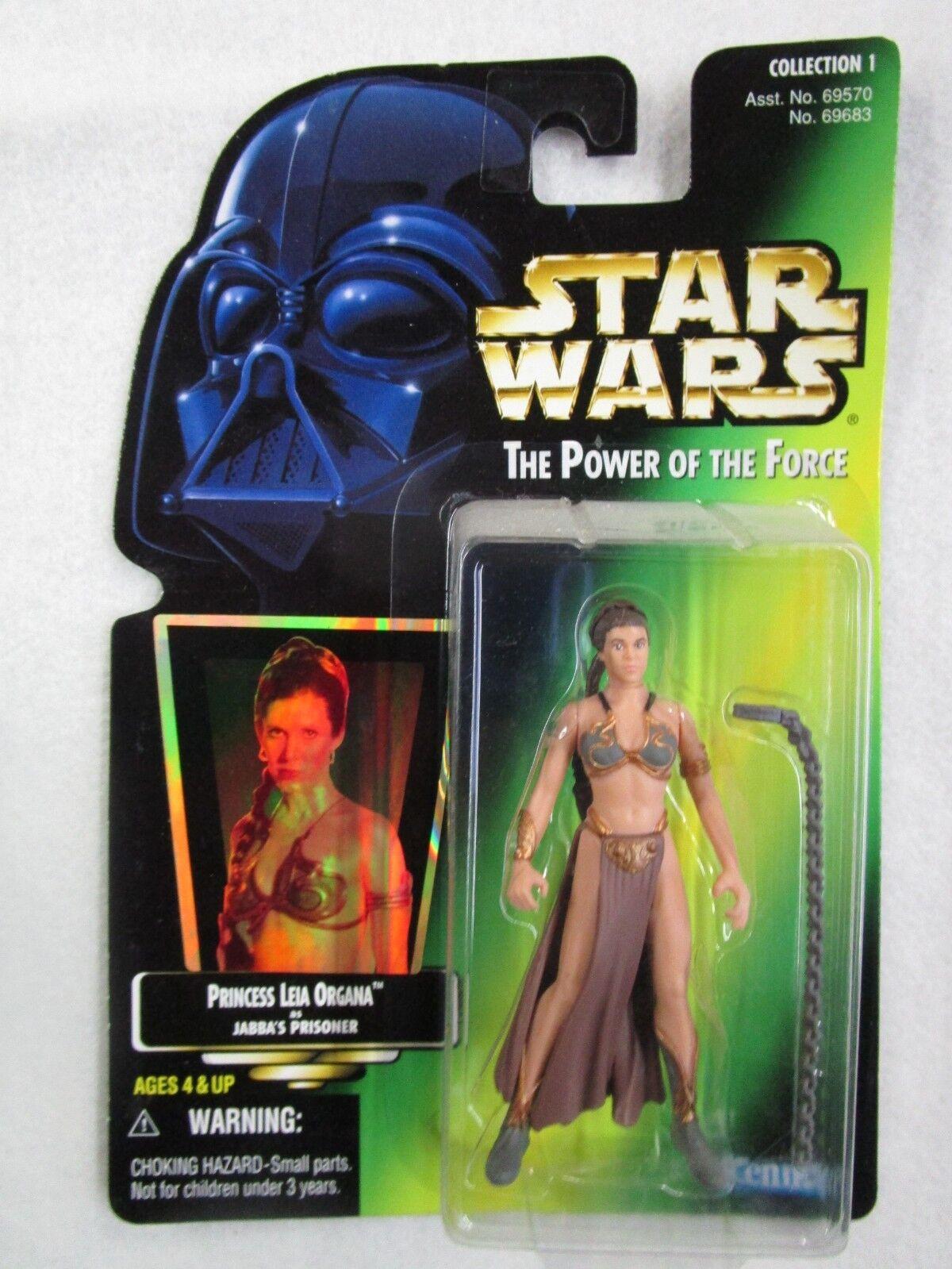 Star - wars - macht der truppe 11 abbildung Grün card sammlung 1 vollständige nib
