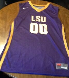 75ee5d0b689 Image is loading Nike-Team-Lsu-Tigers-Sublimated-Basketball-jersey-large-