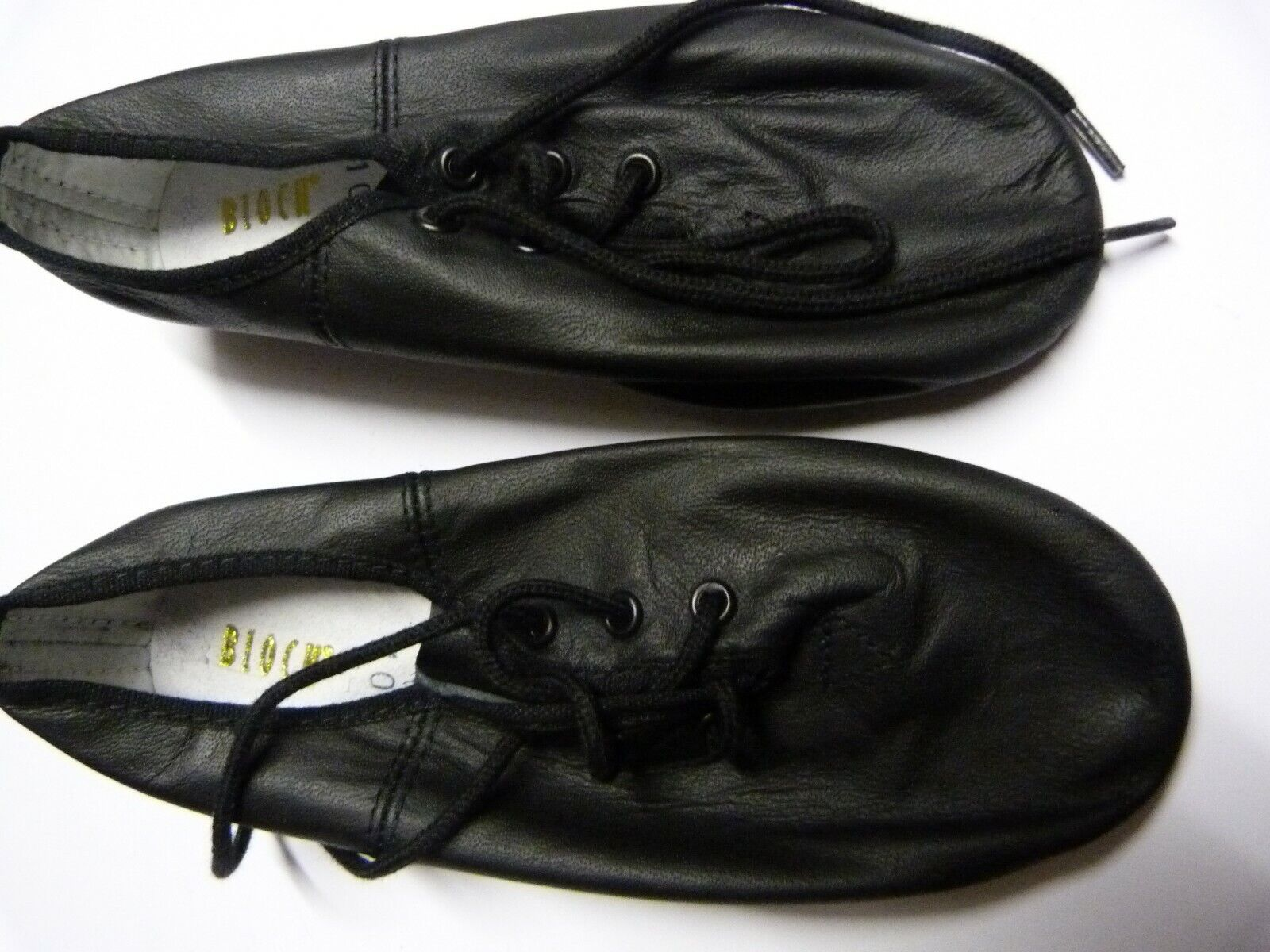 New rubber full sole jazz shoes by Bloch, So Danca and Roch Valley R