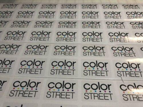 Product bottles Labels Bulk Sticker Vinyl Custom logo Decals Custom stickers
