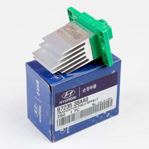 Genuine OEM Hyundai Kia Blower Motor Transistor 11-16 2.0 2.4L 3.3L 97235-3SAA0