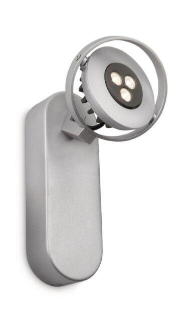 Philips 564204816 Ledino Réglette spot LED 1 x 7,5 W Aluminium *NEUF*