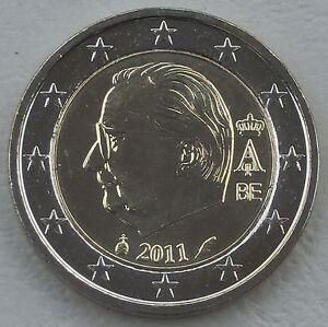 2 Euro Kursmünze Belgien 2011 Unz Ebay