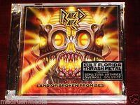 Raped Ape: Land Of Broken Promises 2 Cd Ecd Set 2013 Divebomb Usa Dive038