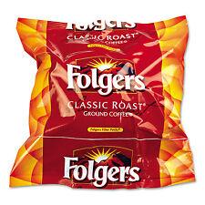 Folgers Coffee Filter Packs Classic Roast .9oz 160/Carton 06114