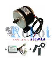 MY1016 250W + Motor Controller + Twist Throttle, DIY Electric Bicycle Kit