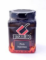 Butcher Bbq Barbecue Pitmasters Original Pork Injection Granulated - 1lb