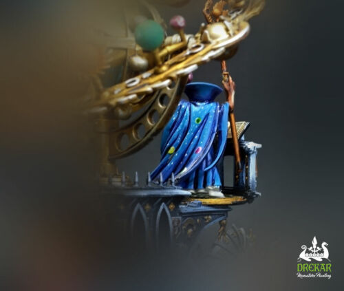 Celestial Hurricanum Battlemage Age of Sigmar ** COMMISSION ** painting