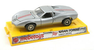 Mattel-Mebetoys-Gran-Toros-Italy-Chevy-Astro-II-6602-NMIB-1970s