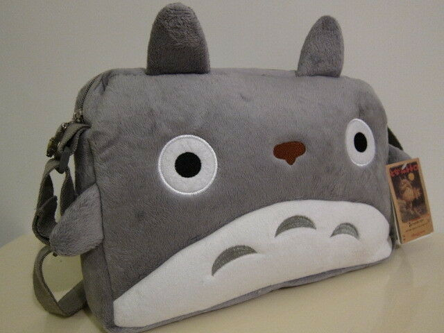 Studio Ghibli My Totoro Shoulder Messenger Hand Bag tote wallet purse M Size