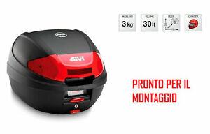 E300n2 Baule Posteriore 30l + Attacchi Aprilia 1200 / 750 Dorsoduro 2008-2016
