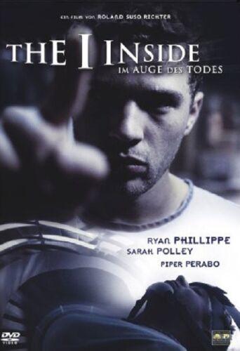 1 von 1 - The I Inside - Im Auge des Todes - DVD - ohne Cover #289