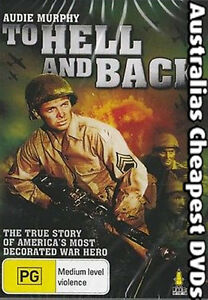 To-Hell-And-Back-DVD-NEW-FREE-POSTAGE-WITHIN-AUSTRALIA-REGION-4