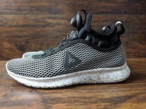 Shoe Sneaker Size 7.5 Gray Black
