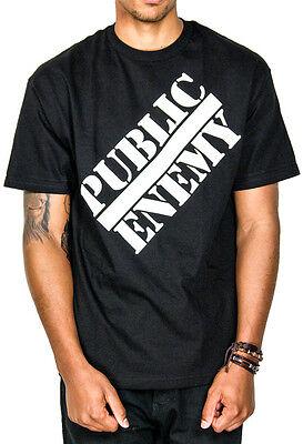 Public Enemy Black Classic Target Tee