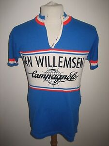 Image is loading Jan-Willemsen-Campagnolo-vintage-jersey-shirt-cycling -maillot- 4a1b5e55e