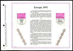 FRANCE-CEF-1971-EUROPA-CEPT-EUROPA-UNION-LTD-ONLY-1-000-zc14