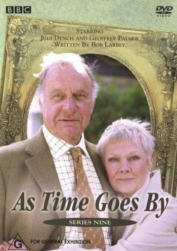 1 of 1 - As Time Goes By : Series 9 (DVD, 2004)