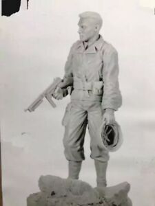 1//35 Resin Figure Model Kit Only US Soldiers Sailors WWII WW2 no Decor Unpainted