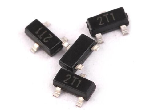 10X Transistor S9012 9012 SMD 2T1 SOT-23 sot23