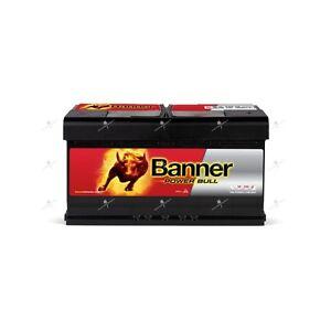 batterie voiture banner power bull p8820 12v 88ah 700a. Black Bedroom Furniture Sets. Home Design Ideas