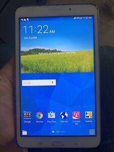 Samsung Galaxy Tab 4Modèle Sm-t337t 4g
