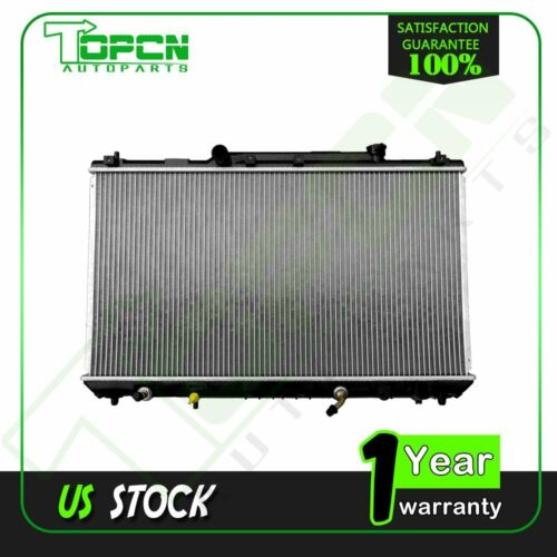New Replacement Aluminum Radiator Fits CU1909 for 1997-2001 Toyota Camry 2.2L