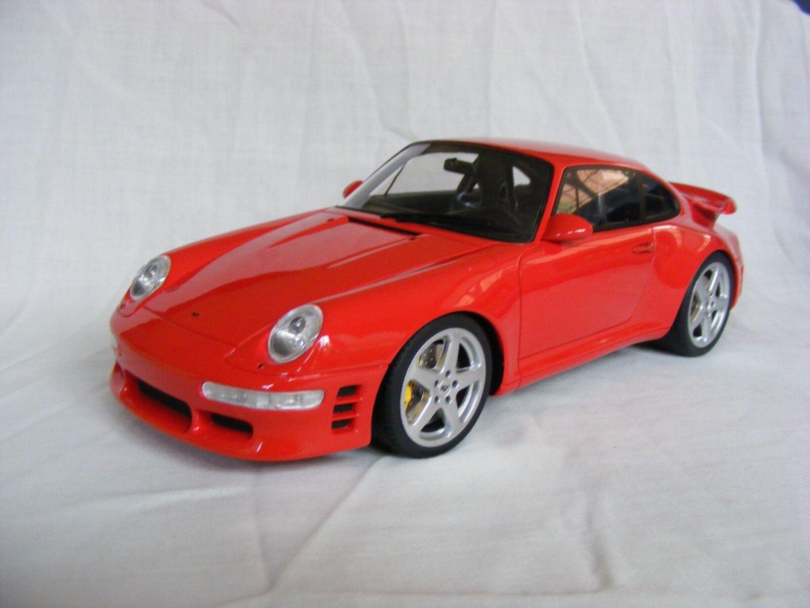 RUF PORSCHE 993 turbo - 1 18 Scale-GT Spirit