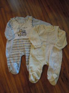 RüCksichtsvoll 2 Baby Strampler Mit Pulli/ Shirt Strampelanzug Nicki C&a Baby Club Gr 68 Neuw Ohne RüCkgabe