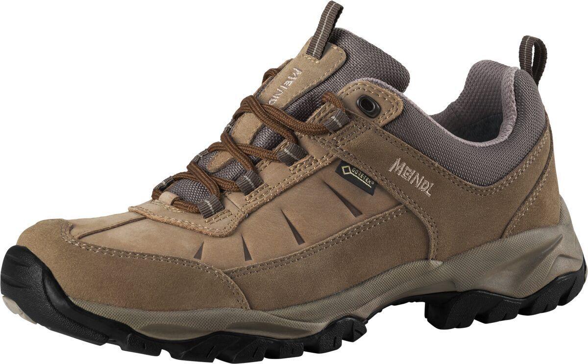 Meindl señora multifunción zapato Eifel GTX (9317-05) en marrón  nuevo
