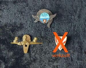 AIRLINES-LUFTFAHRT-Muetzen-Abzeichen-Anstecknadel-badge-AUSSUCHEN