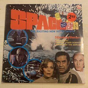 RARE SEALED Space: 1999 TV Show Episodes 3 Stories LP Power Records Mint