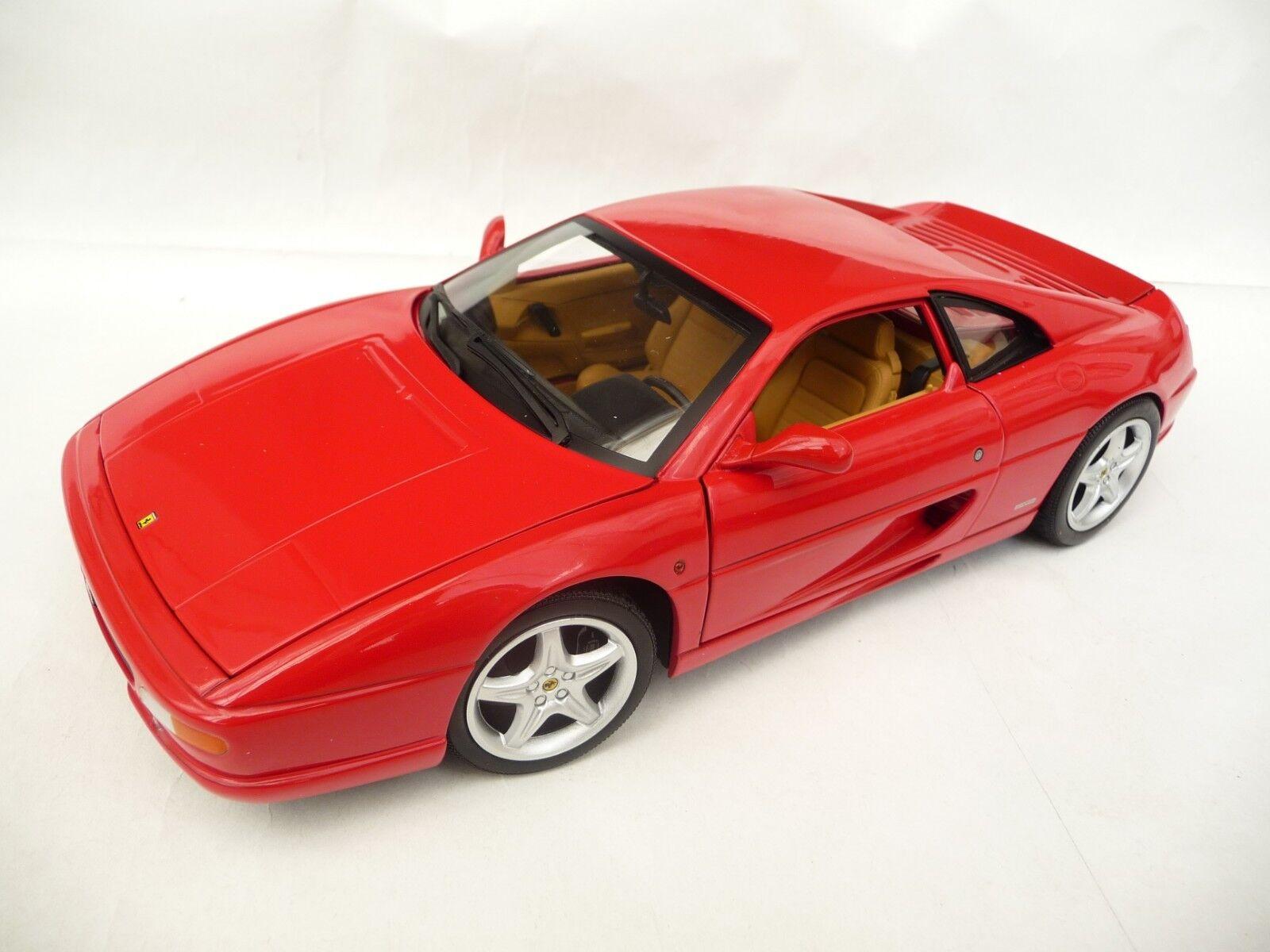 Hot Wheels 1 18 Ferrari F355 Berlinetta Rouge BLY57