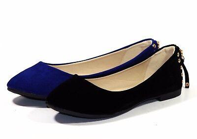gloria-33 New Fashion Nubuck Slip On Casual Women Flats Women Shoes Red 7