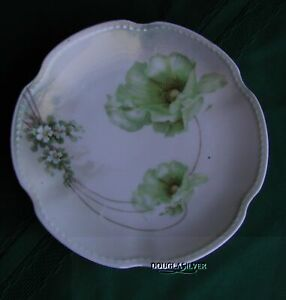 Reinhold-Schlegelmil-CHINA-GERMANY-6-1-4-034-WILD-POPPY-PLATE