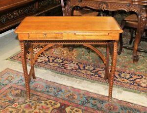 American-Oak-Antique-Kids-Desk