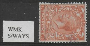 SG421b-2d-Orange-Wmk-Sideways-Very-Lightly-Used-Cat-100-Ref-0280