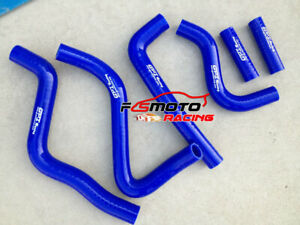 Blue-silicone-radiator-hose-kit-For-Kawasaki-KX250-KX-250-1999-2002-2000-2001