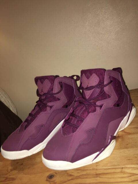 Air Size 5 10 Bordeauxsail Jordan True Flight Shoes Men's Nike Basketball BxWEQrCoed