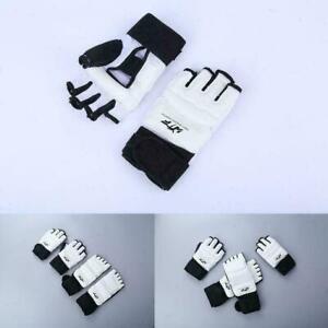 Taekwondo-Handschuhe-Mitts-Grappling-Training-WTF-Kampfsport-Sparring-Neu-I-H0F3