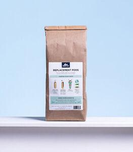 AeroGarden Sponges Seed Pod Kit, Coco Coir Seed Sponge, 50 Pack Seed Pods Refill