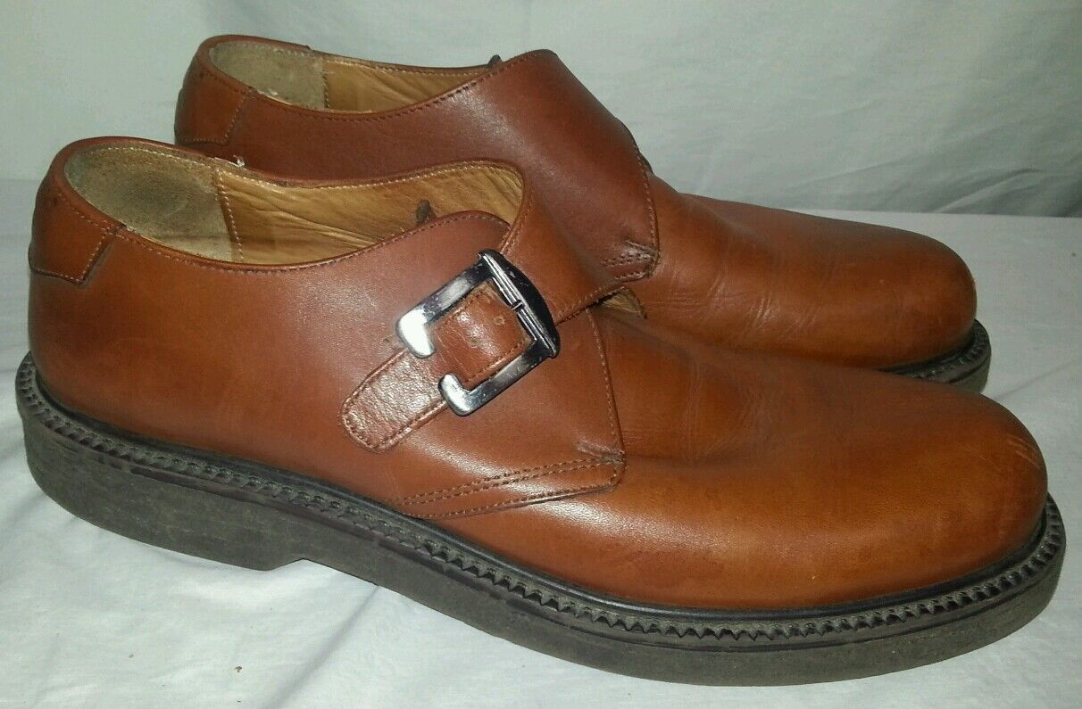 Men's Co. Brown Leather G.H. Bass & Co. Men's Heritage Collection Size 10M 90d215