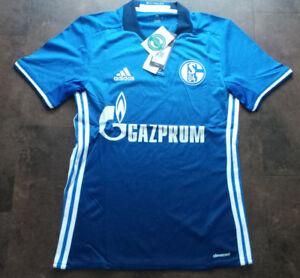 FC-Schalke-04-Kinder-Kids-Trikot-in-der-Groesse-176-von-Adidas