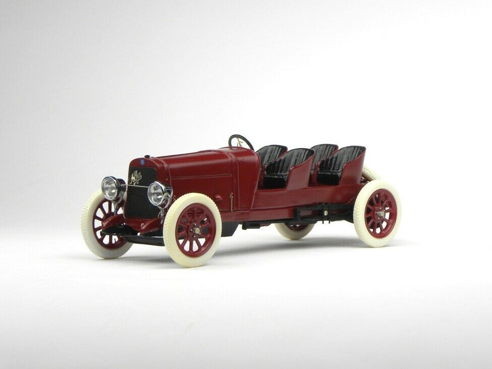Alfa romeo g1 four tubs (1921) scala 1 43