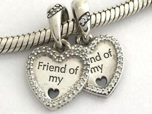 charms pandora amicizia