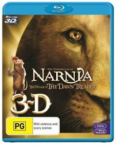 BLU-RAY-3D-THE-CHRONICLES-OF-NARNIA-VOYAGE-OF-THE-DAWN-TRADER-3D-NEW-SEALED