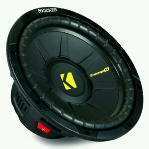 15 kicker comp s woofer new comps 1200w 1 new kicker dealer image is loading 15 034 kicker comp s woofer new comps sciox Image collections