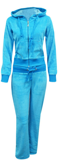 Velour Tracksuits, S to 3XL