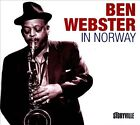 In Norway [Digipak] by Ben Webster (CD, Oct-2013, Storyville)